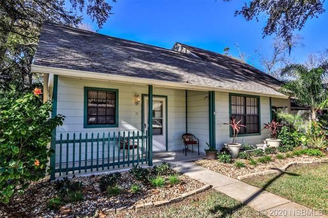 232 N Ridgewood Avenue E-23, Edgewater, FL 32132 (MLS #1055651) :: Florida Life Real Estate Group