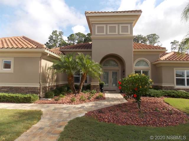 255 Cappella Court, New Smyrna Beach, FL 32168 (MLS #1055657) :: Florida Life Real Estate Group