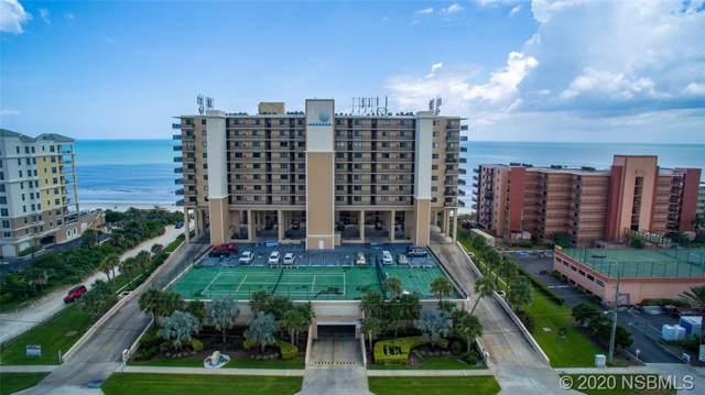 4139 S Atlantic Avenue B808, New Smyrna Beach, FL 32169 (MLS #1055672) :: BuySellLiveFlorida.com
