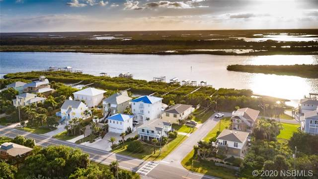 6910 Turtlemound Road, New Smyrna Beach, FL 32169 (MLS #1055703) :: Florida Life Real Estate Group