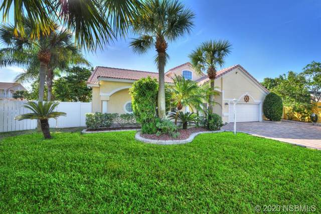 137 Old Carriage Road, Ponce Inlet, FL 32127 (MLS #1055715) :: Florida Life Real Estate Group