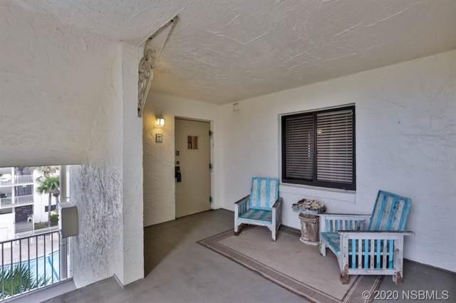 5303 S Atlantic Avenue #45, New Smyrna Beach, FL 32169 (MLS #1055718) :: Florida Life Real Estate Group