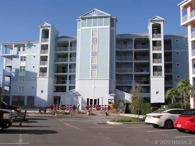 3 N Riverwalk Drive 3-607, New Smyrna Beach, FL 32169 (MLS #1055814) :: Florida Life Real Estate Group