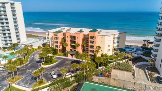 5221 S Atlantic Avenue #205, New Smyrna Beach, FL 32169 (MLS #1055852) :: Florida Life Real Estate Group
