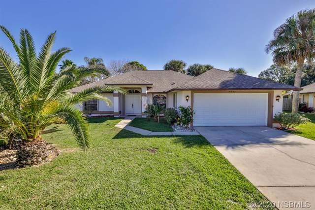 4567 Barnacle Drive, Port Orange, FL 32127 (MLS #1055884) :: Florida Life Real Estate Group