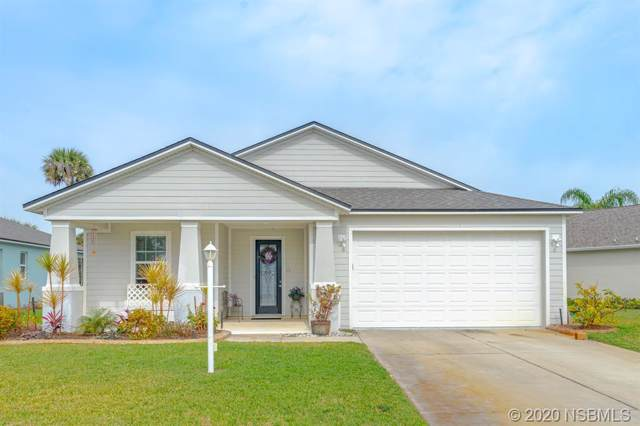 283 Marsh Landing Drive, Oak Hill, FL 32759 (MLS #1056040) :: Florida Life Real Estate Group