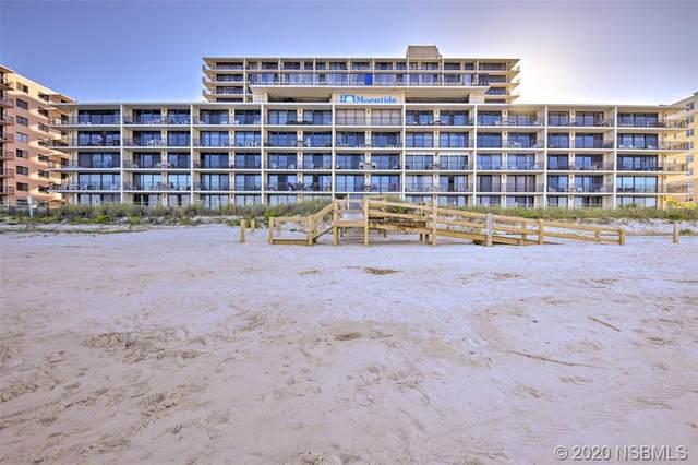 4139 S Atlantic Avenue B802, New Smyrna Beach, FL 32169 (MLS #1056101) :: Florida Life Real Estate Group