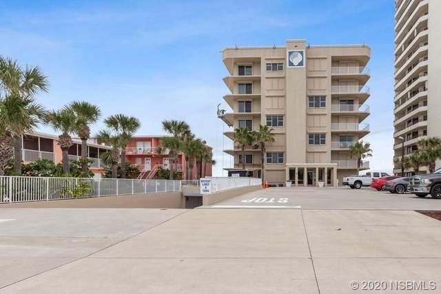 3851 S Atlantic Avenue #502, Daytona Beach Shores, FL 32118 (MLS #1057125) :: Florida Life Real Estate Group