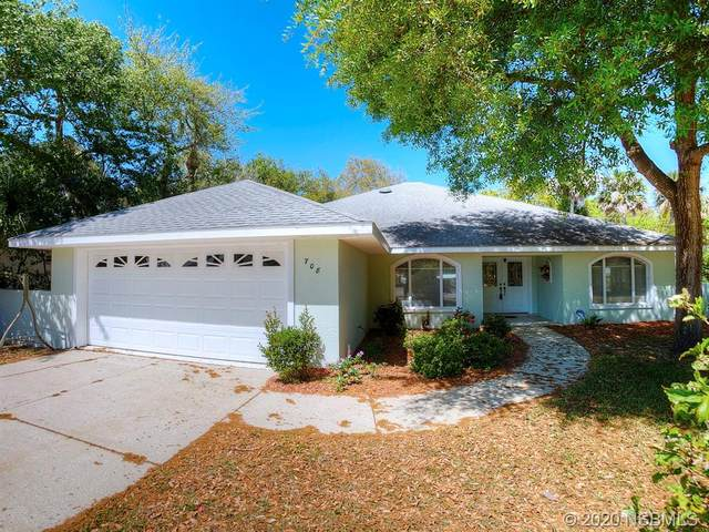 708 Saxon Palm Court, New Smyrna Beach, FL 32169 (MLS #1057160) :: Florida Life Real Estate Group