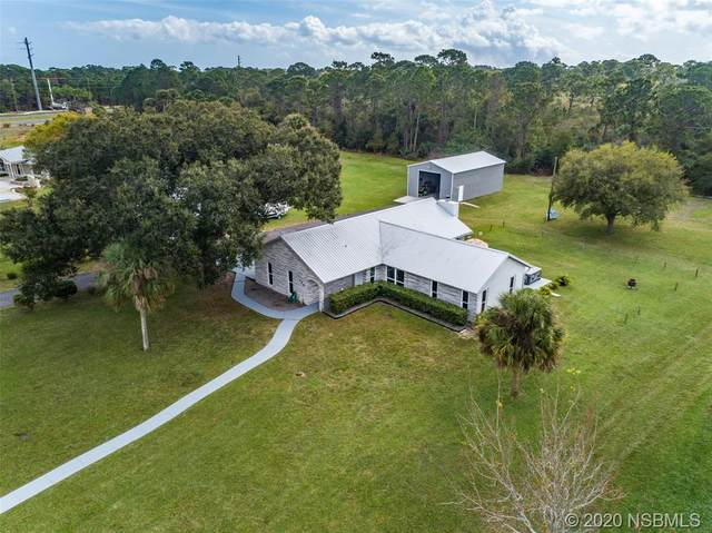 459 Ward Drive, Oak Hill, FL 32759 (MLS #1057190) :: Florida Life Real Estate Group