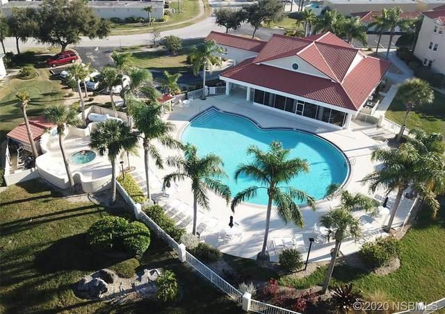 418 Bouchelle Drive #301, New Smyrna Beach, FL 32169 (MLS #1057199) :: Florida Life Real Estate Group