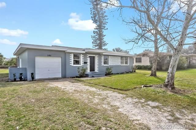 141 Lucky Drive, Ormond Beach, FL 32176 (MLS #1057225) :: Florida Life Real Estate Group