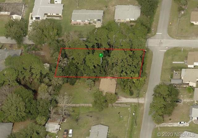 0 Hamilton Street, New Smyrna Beach, FL 32168 (MLS #1057260) :: Florida Life Real Estate Group
