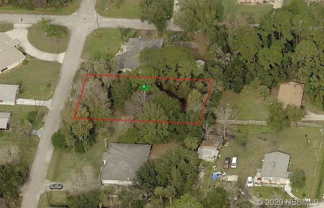 0 Cherry Street, New Smyrna Beach, FL 32168 (MLS #1057261) :: Florida Life Real Estate Group