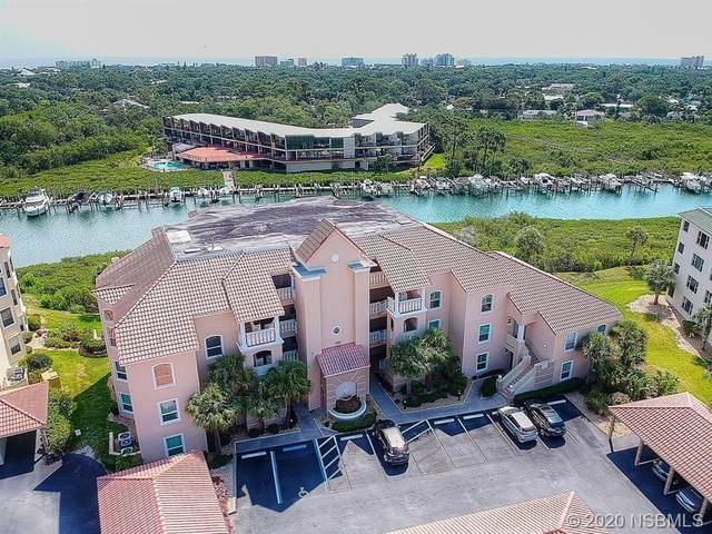 434 Bouchelle Drive #301, New Smyrna Beach, FL 32169 (MLS #1057266) :: BuySellLiveFlorida.com