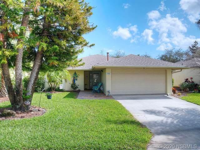 260 Canterbury Circle, New Smyrna Beach, FL 32168 (MLS #1057286) :: Florida Life Real Estate Group
