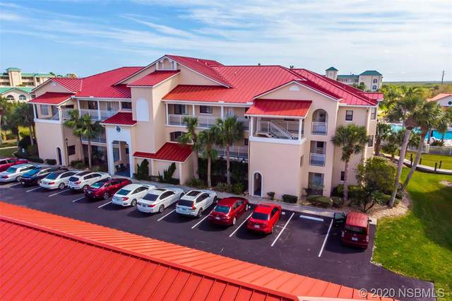 445 Bouchelle Drive #305, New Smyrna Beach, FL 32169 (MLS #1057297) :: Florida Life Real Estate Group