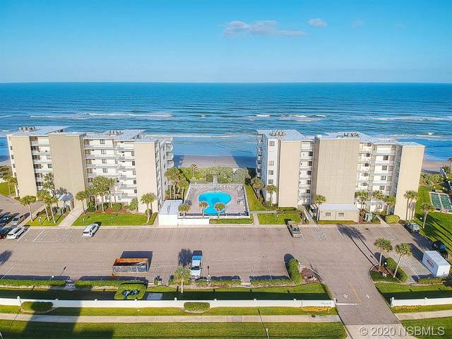 5301 S Atlantic Avenue #410, New Smyrna Beach, FL 32169 (MLS #1057308) :: Florida Life Real Estate Group