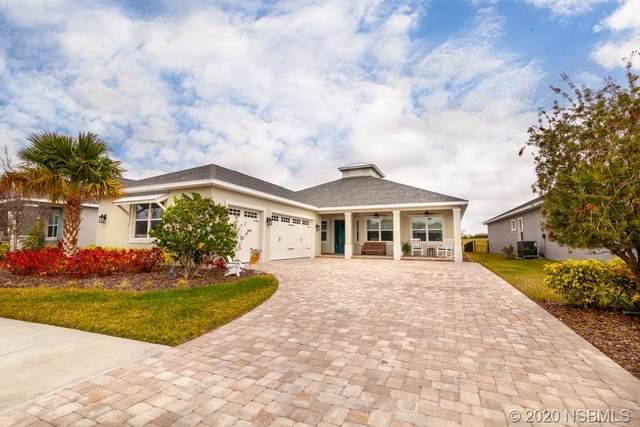 2916 Bella Flore Terrace, New Smyrna Beach, FL 32168 (MLS #1057312) :: Florida Life Real Estate Group
