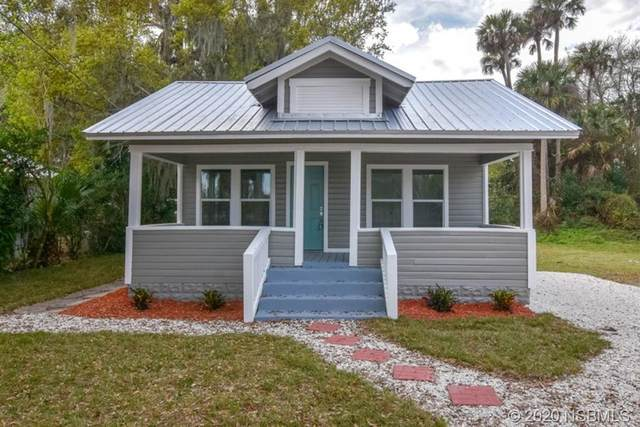 506 Josie Street, New Smyrna Beach, FL 32168 (MLS #1057315) :: Florida Life Real Estate Group