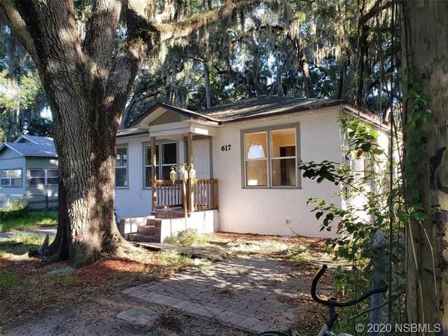 617 Kingston, Daytona Beach, FL 32114 (MLS #1057325) :: Florida Life Real Estate Group