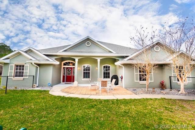 870 Rasley Road, New Smyrna Beach, FL 32168 (MLS #1057326) :: Florida Life Real Estate Group