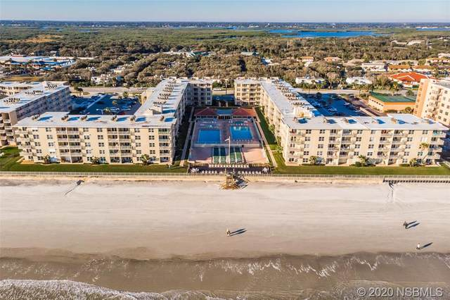 4153 S Atlantic Avenue #209, New Smyrna Beach, FL 32169 (MLS #1057327) :: Florida Life Real Estate Group