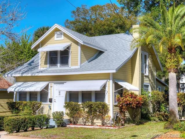 211 Rush Street, New Smyrna Beach, FL 32168 (MLS #1057350) :: Florida Life Real Estate Group
