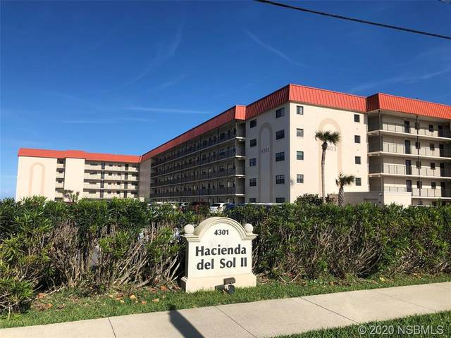 4301 S Atlantic Avenue #203, New Smyrna Beach, FL 32169 (MLS #1057352) :: Florida Life Real Estate Group