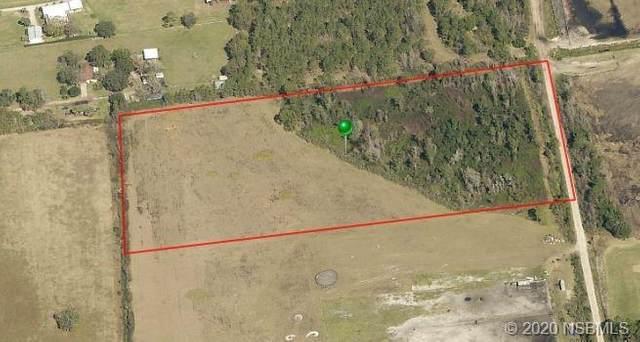 0 Kirkland Drive, New Smyrna Beach, FL 32168 (MLS #1057353) :: Florida Life Real Estate Group
