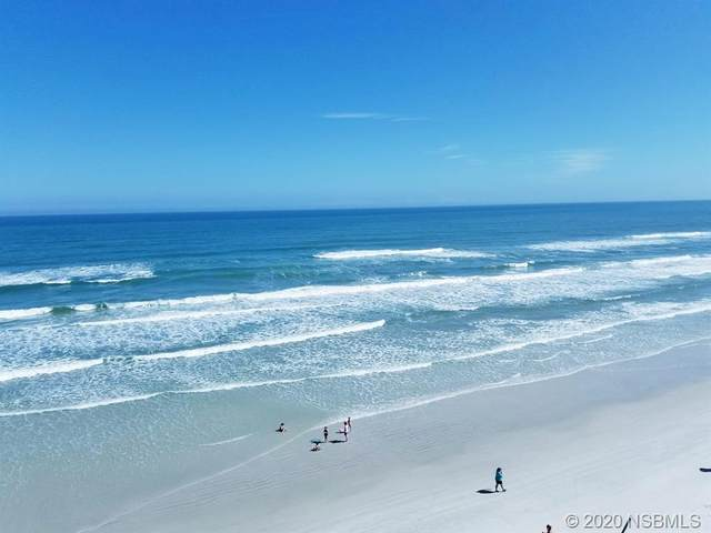 3501 S Atlantic Avenue #601, New Smyrna Beach, FL 32169 (MLS #1057356) :: Florida Life Real Estate Group