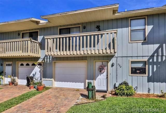 722 Laurel Bay Circle, New Smyrna Beach, FL 32169 (MLS #1057460) :: Florida Life Real Estate Group
