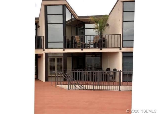 520 S Peninsula Avenue 1D-4, New Smyrna Beach, FL 32169 (MLS #1057466) :: Florida Life Real Estate Group