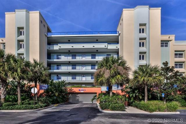 5300 S Atlantic Avenue 9-302, New Smyrna Beach, FL 32169 (MLS #1057470) :: Florida Life Real Estate Group