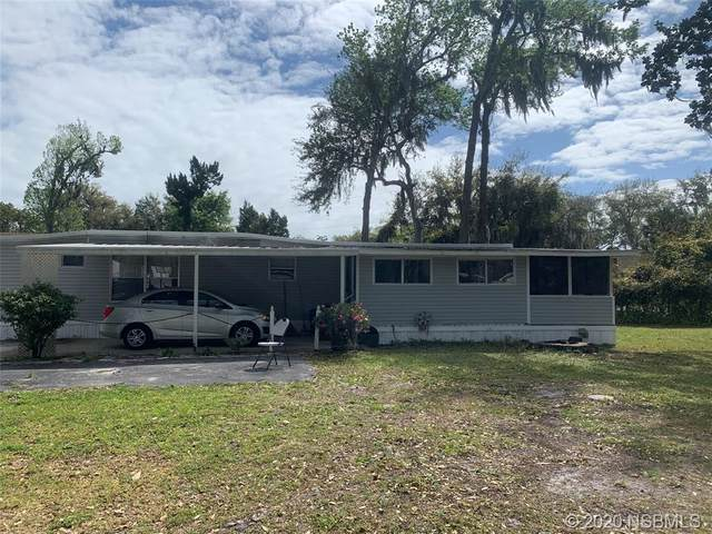 2300 S Nova Road #10, South Daytona, FL 32119 (MLS #1057539) :: Florida Life Real Estate Group