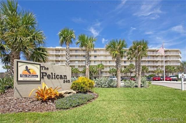 2401 S Atlantic Avenue A306, New Smyrna Beach, FL 32169 (MLS #1057545) :: Florida Life Real Estate Group