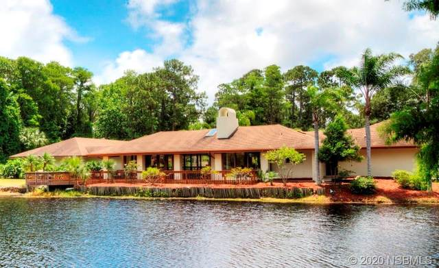 416 Sweet Bay Avenue, New Smyrna Beach, FL 32168 (MLS #1057558) :: Florida Life Real Estate Group