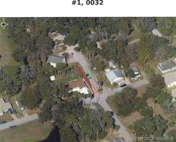 0 No Street, New Smyrna Beach, FL 32168 (MLS #1057643) :: Florida Life Real Estate Group