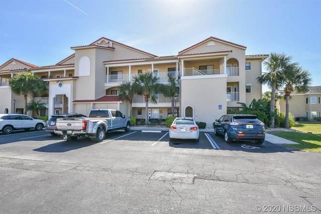 451 Bouchelle Drive #104, New Smyrna Beach, FL 32169 (MLS #1057661) :: Florida Life Real Estate Group