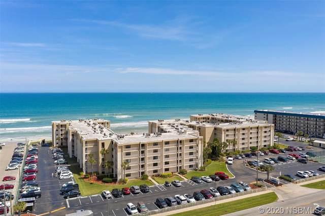 4175 S Atlantic Avenue #105, New Smyrna Beach, FL 32169 (MLS #1057666) :: Florida Life Real Estate Group