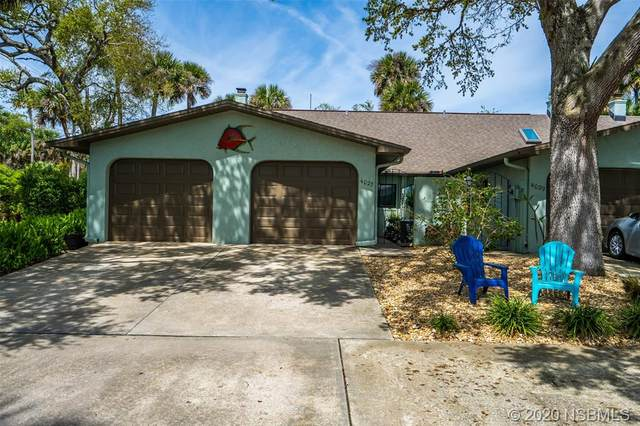 4027 Saxon Drive, New Smyrna Beach, FL 32169 (MLS #1057699) :: Florida Life Real Estate Group