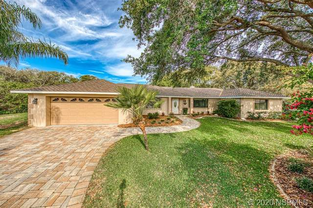 5 Beacon Court, Ponce Inlet, FL 32127 (MLS #1057737) :: Florida Life Real Estate Group