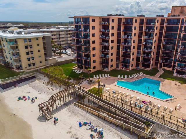 4141 S Atlantic Avenue #703, New Smyrna Beach, FL 32169 (MLS #1057747) :: Florida Life Real Estate Group