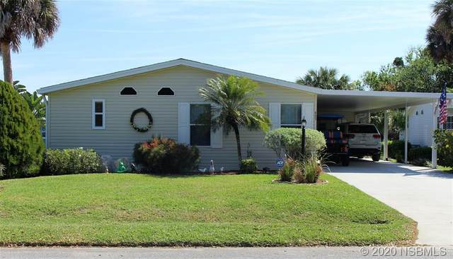 463 Sioux Boulevard, Oak Hill, FL 32759 (MLS #1057762) :: Florida Life Real Estate Group