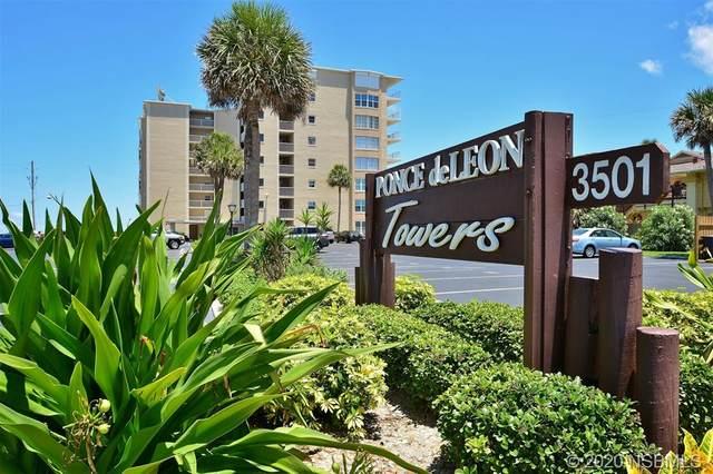 3501 S Atlantic Avenue #7010, New Smyrna Beach, FL 32169 (MLS #1057768) :: Florida Life Real Estate Group