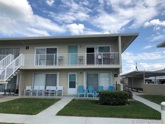 335 N Causeway H210, New Smyrna Beach, FL 32169 (MLS #1057797) :: Florida Life Real Estate Group