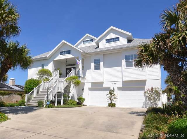 4643 Van Kleeck Drive, New Smyrna Beach, FL 32169 (MLS #1057798) :: Florida Life Real Estate Group