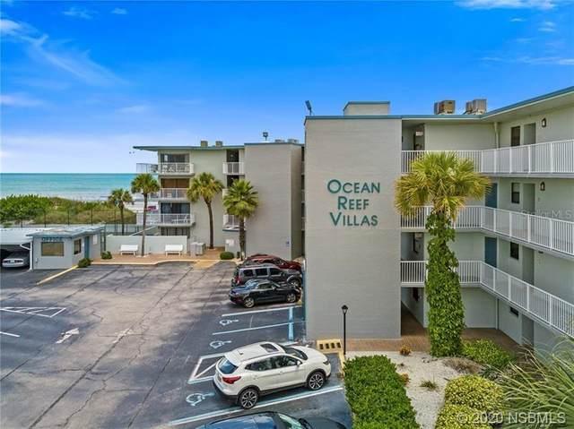1571 S Atlantic Avenue #2120, New Smyrna Beach, FL 32169 (MLS #1057805) :: Florida Life Real Estate Group