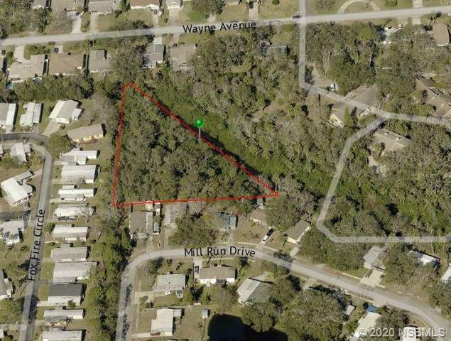 0 Glendevon Drive, New Smyrna Beach, FL 32168 (MLS #1057811) :: Florida Life Real Estate Group