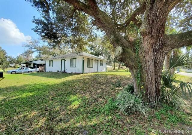 443 Hammond Street, New Smyrna Beach, FL 32168 (MLS #1057827) :: BuySellLiveFlorida.com